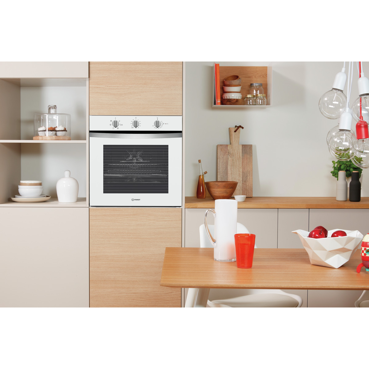 Indesit IFW 4534 H WH forno 71 L A Bianco