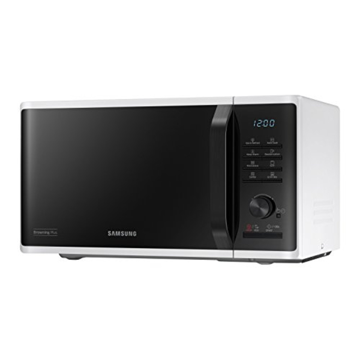 Samsung MG23K3515AW forno a microonde Superficie piana Microonde con grill 23 L